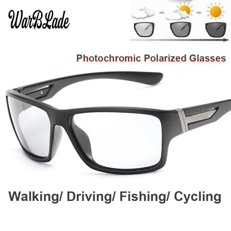 7796cdcd3dc Intelligent Photochromic Sunglasses For Men Anti Glare Goggles Driving  Sunglasses Polarized Chameleon Discoloration Sun Glasses Sunglass Cheap  Sunglasses ...