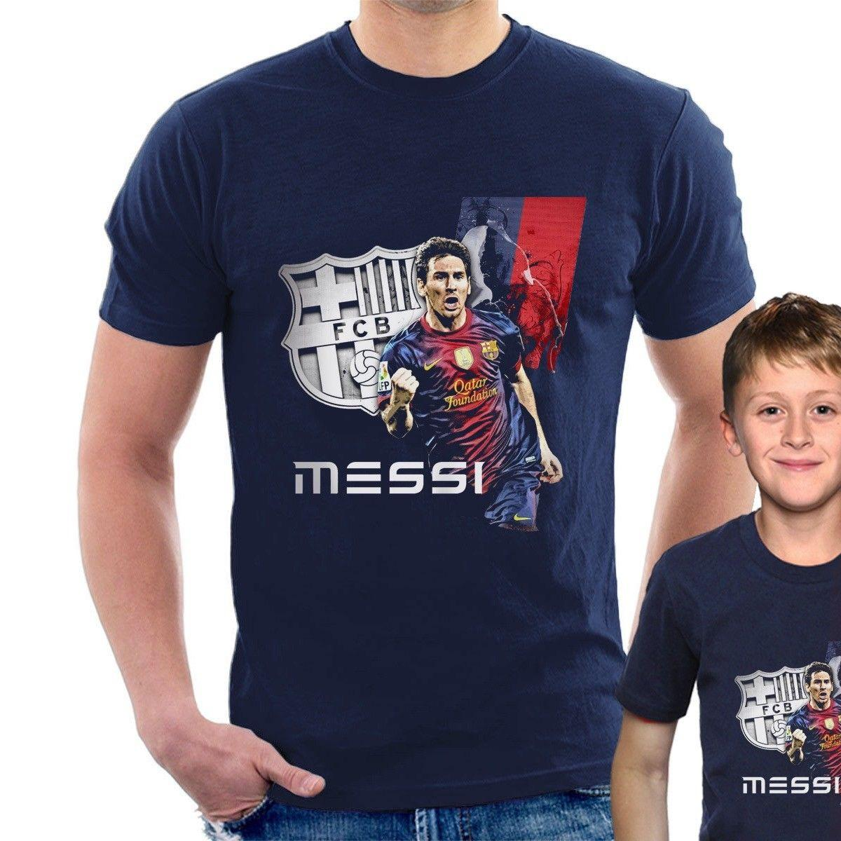 7cd2c09227f LIONEL MESSI T SHIRT Barcelona Argentina Adult   Kids Sizes N13 Cool Casual  Pride T Shirt Men Unisex New Really Cool Sweatshirts The Following T Shirts  From ...