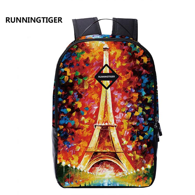 Youth Shoulder Travel Backpack, European style, fashionable brand high school student bag, Amazon fast sell hot sell.