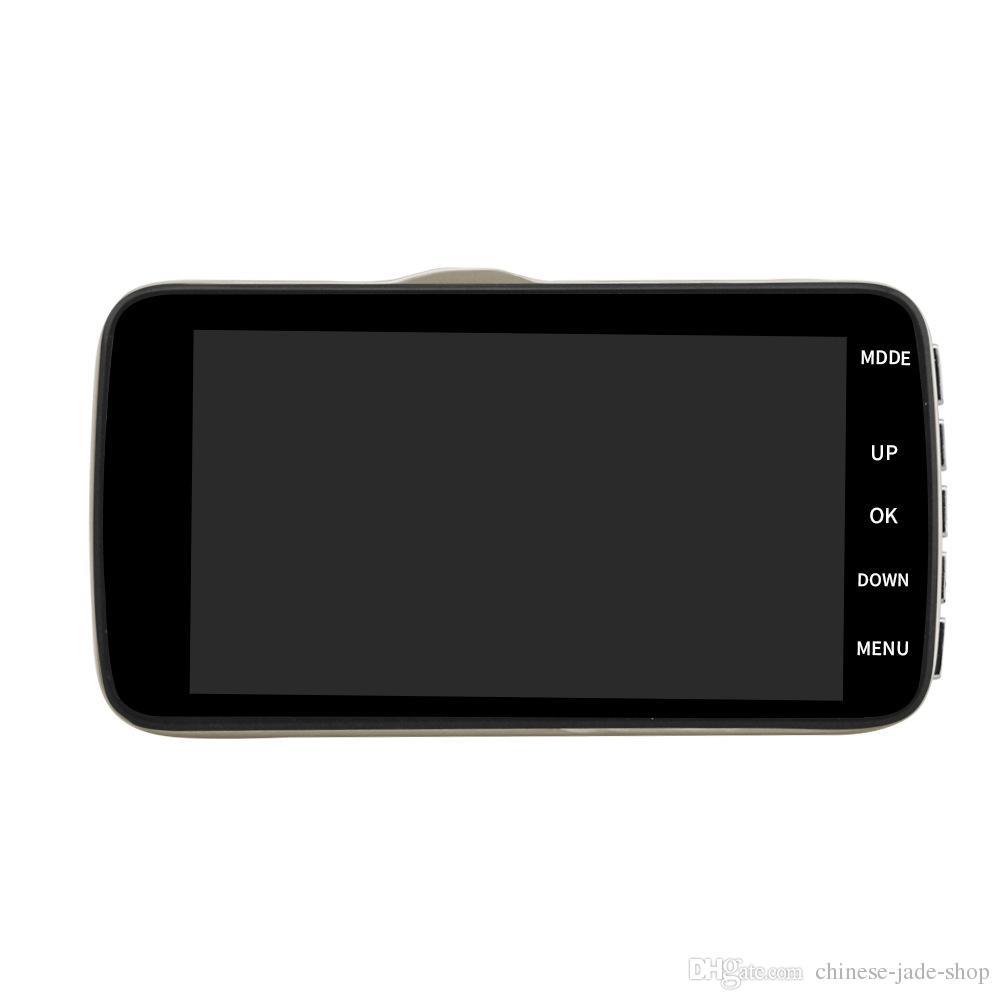 PRIME VERSION JIELI CHIP 4,0 Zoll IPS Bildschirm Auto DVR Doppelkamera Aufnahme Full HD 1080P Video 170 Grad Dash Cam 1 STÜCK /