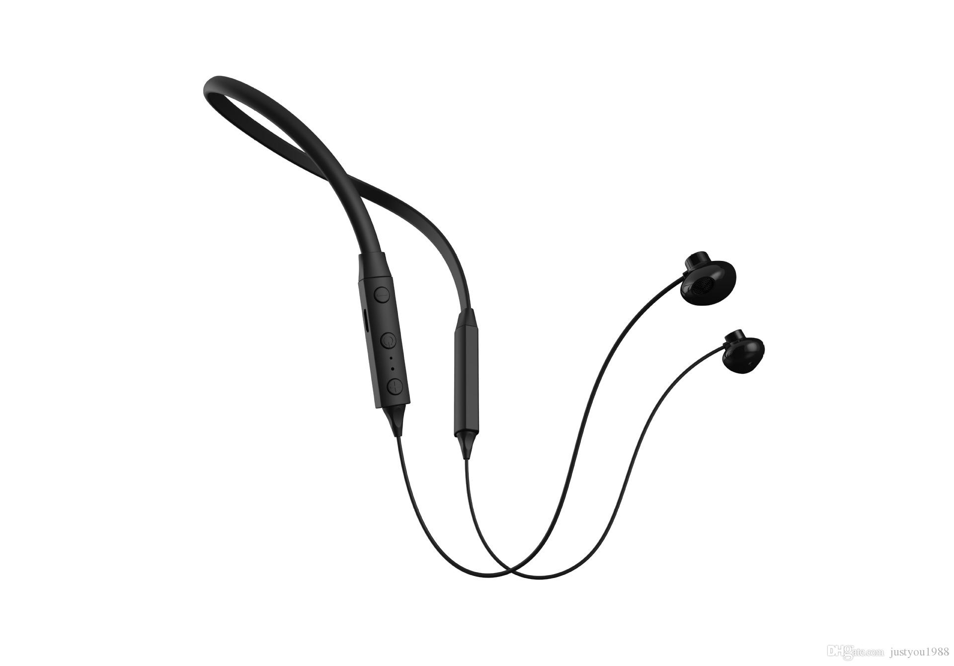 HBQ-ix Wireless Bluetooth Headphones V4.2 Best In-ear Noise Cancelling Earbuds Wireless Sport Stereo Bass Headset For iphone Samsung iwatch