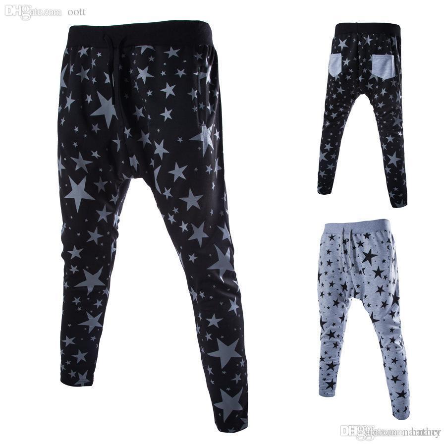 Wholesale-2015 New Arrival Men s Harem Pants Fashionable Personality ... 1d72f35dc87