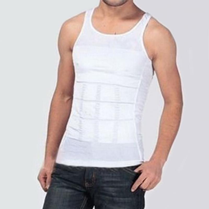 5b00769d7d8 Men Body Slimming Tummy Shaper Belly Underwear Shapewear Waist ...