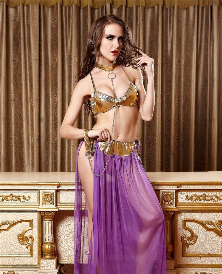 2018 Ensen Arabic Dress Sexy Belly Dancing Arab Dance Skirts Lingerie Suit Cosplay Arab Dance Costumes For Women Stage Performance From Trousseau