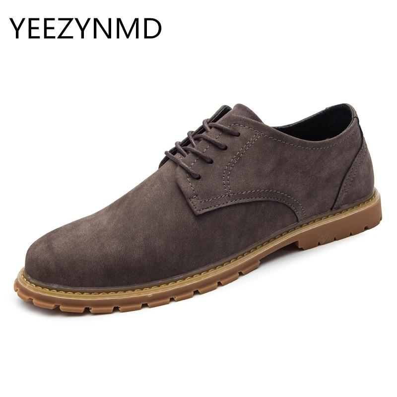 PU Low-Cut Lace-Up Men's Oxfords hot sale cheap online clearance wide range of XVzrhQ5n