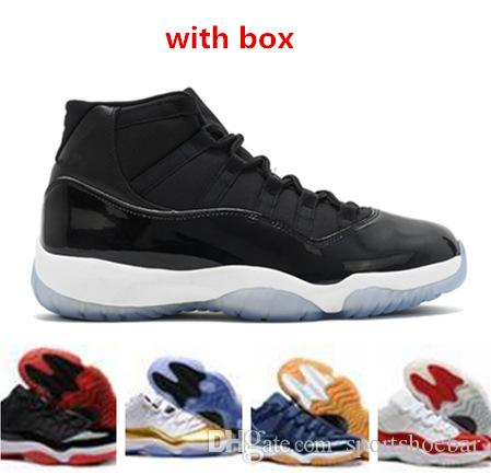 2018 11s Bred Concord Unc 72 10 Gym Red Man And Woman Basketball Shoes  Sneaker Trainer Shoes Size Eur 36 47 Shoes Kids Mens Basketball Shoes From  ... a67d2769a