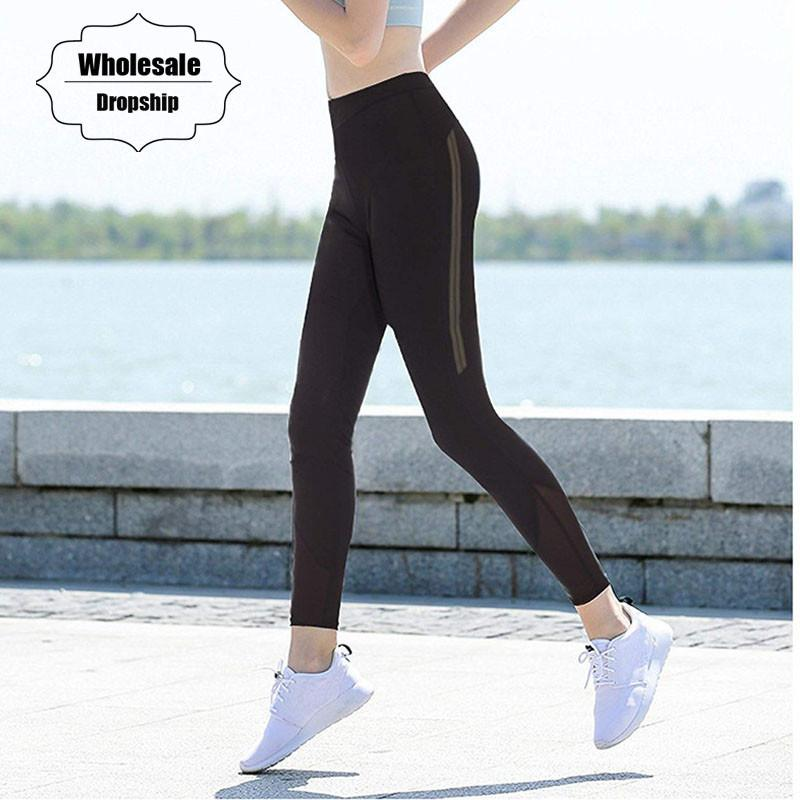 6c8155354b456 2019 NINGMI Women Slimming Pant Hot Body Shaper Waist Trainer Tummy Control  Panties Butt Lifter Fitness Breathable Mesh Tight Legging From Songzhi