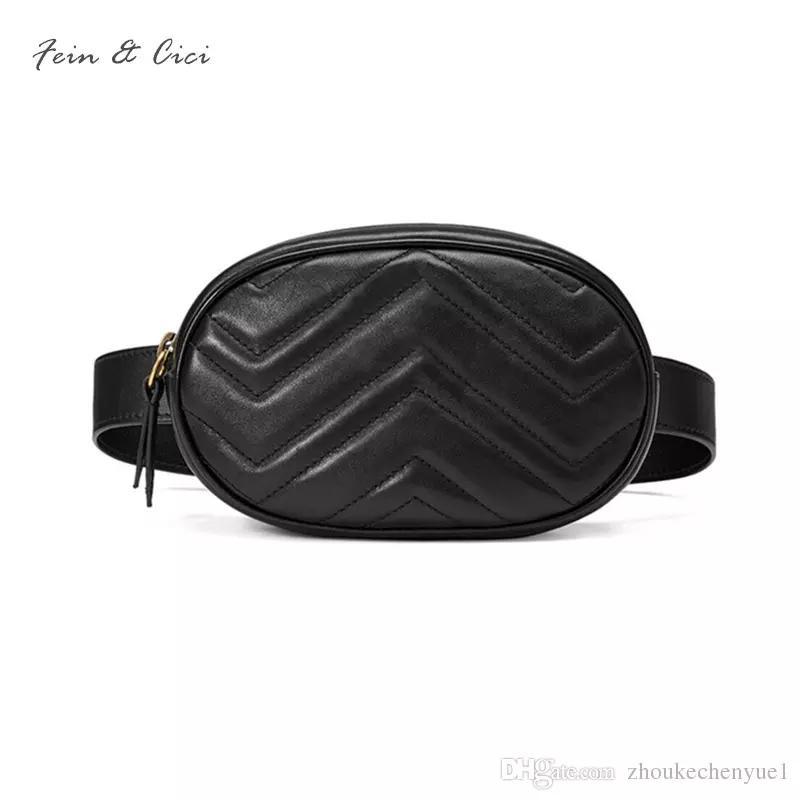 e73af256195 2018 New Luxury Handbags Women Bags Designer Waist Bag Fanny Packs Lady s  Belt Bags Women s Famous Brand Chest Handbag