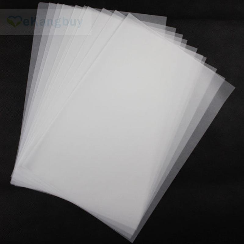 Gateway A1 White Translucent Tracing Paper 63gsm Drawing Printing 50 Sheets