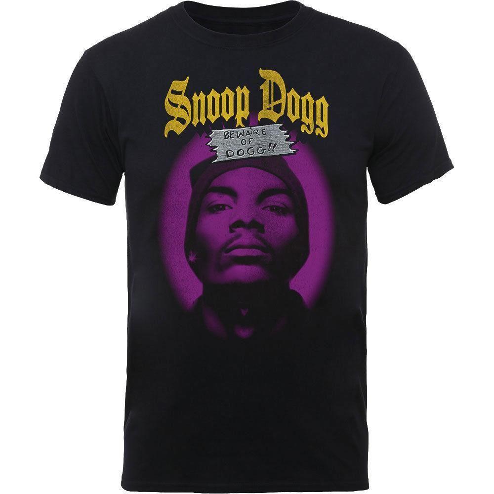 71ec67f6155 Snoop Dogg Rap Doggystyle Doggfather Ufficiale Uomo Maglietta Unisex Funny Shirts  Dress Shirt From Lijian55