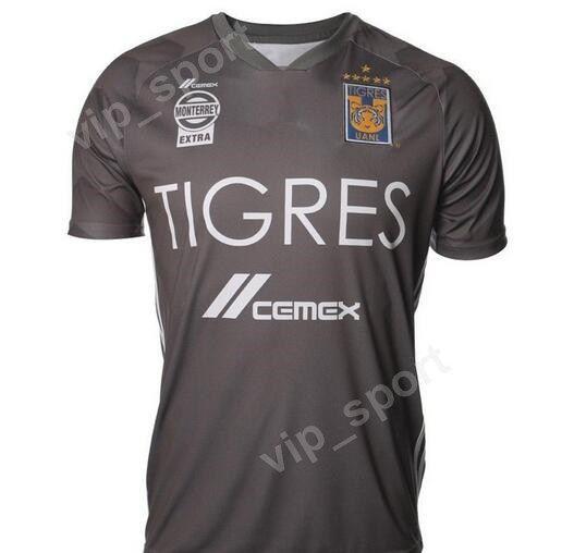 premium selection eea2b 4b837 2018 2019 Tigres UANL Fútbol 11 Damian Ariel Alvarez Jersey Hombres Gris 8  GUERRON 9 SOBIS 20 AQUINO 13 VALENCIAJERSRY 9 VARGAS Camiseta De Fútbol Por  ...