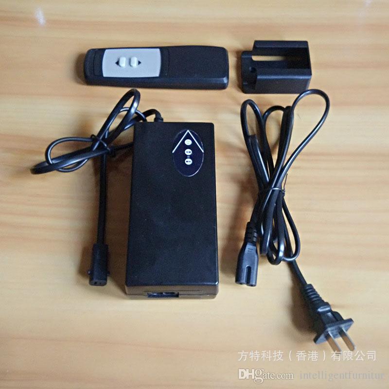 Control box 110-240V AC input 29V or 12V DC output wireless remote control  switch remote control 1 PCS straight actuator lifting column