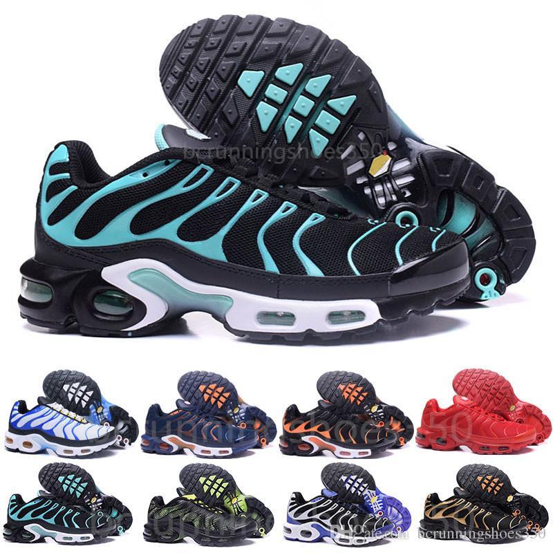 Nike TN plus air max airmax Zebra TN Plus Schuhe Herren TRIPLE SCHWARZ  Schwarz rot Cool Grey Für Freizeitschuhe Herren Schuh Pack Triple Schwarz  ...