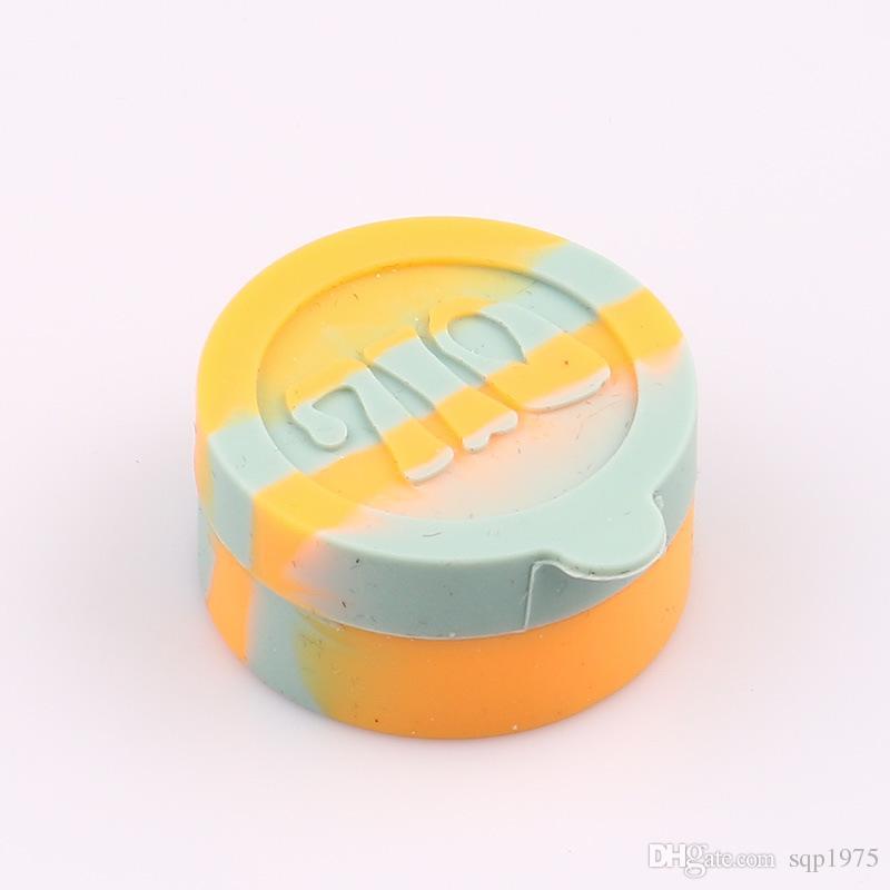 Solid cigarette oil box, oil tank, silica gel box, moisture proof and high temperature environmental protection silicone gel box.