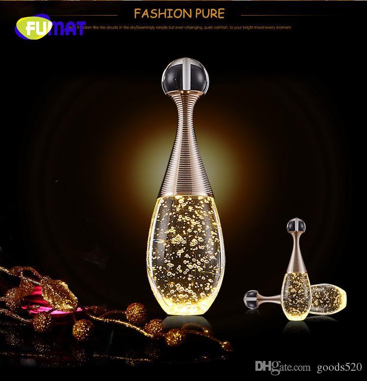 2018 BUBBLE FASH BREVE LED Lampada di cristallo Lampada a sospensione a goccia d'acqua Pendente il profumo bottiglia illuminazione lampade da barroni personalizzate rettangolo / base circolare