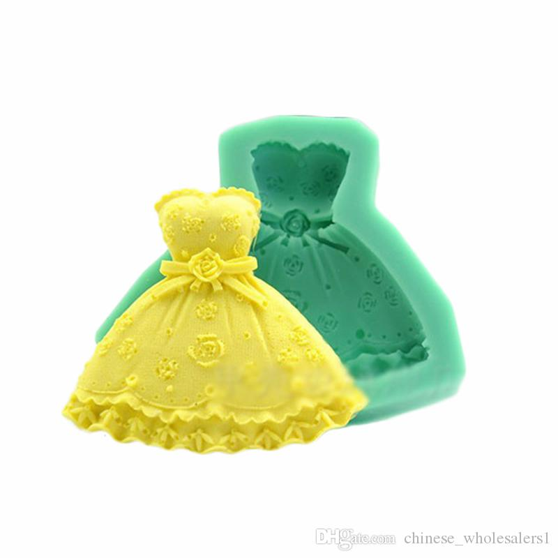 Factory Wholesale Wedding Cake Decoration Mold Silicone Fondant Cake ...