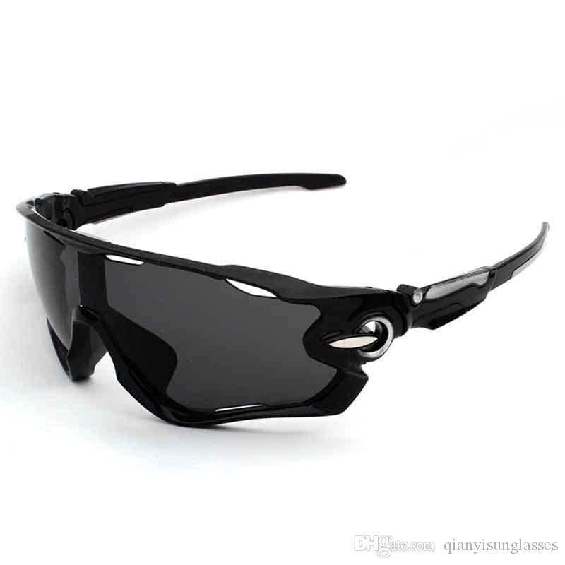 b714a30d631 Sports Sunglasses UV 400 Lens For Fishing Golfing Driving Running Eyewear  Brand 2018 Cycle Glasses Gafas De Sol Colorful Square Retro Sunglasses  Baseball ...