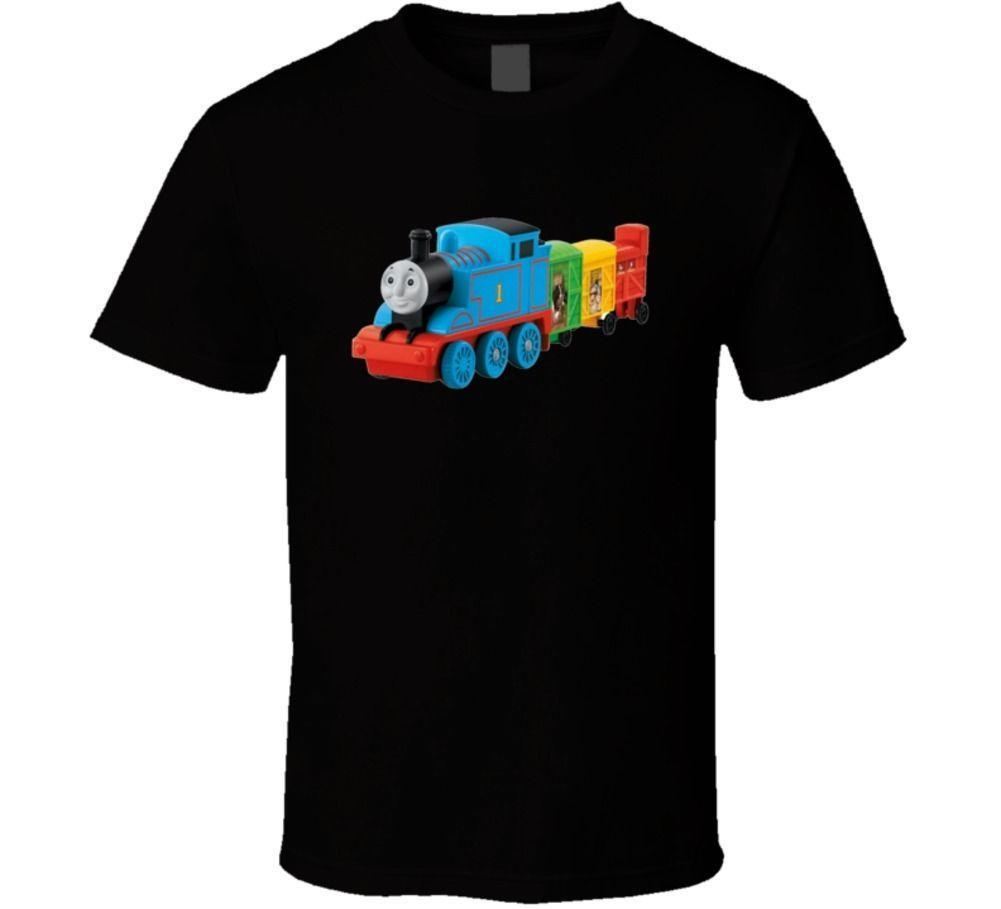 d89ae5e58 Thomas The Train And Friends T Shirt Mens 2018 Fashion Brand T Shirt O Neck  100%cotton T Shirt Tops Tee Custom Environmental Printed Tshirt Funny T  Shirts ...