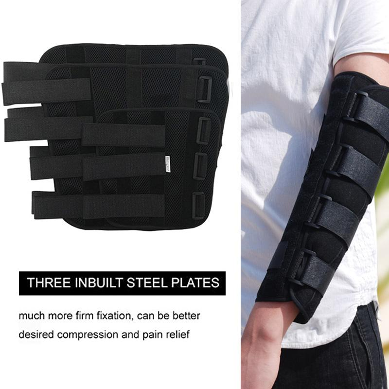 def3549cf0 2019 Professional Elbow Support Hinged Elbow Arm Forarm Braces Support  Orthotics Band Pad Belt Adjustable Strap XR Hot From Fwuyun, $41.49 |  DHgate.Com