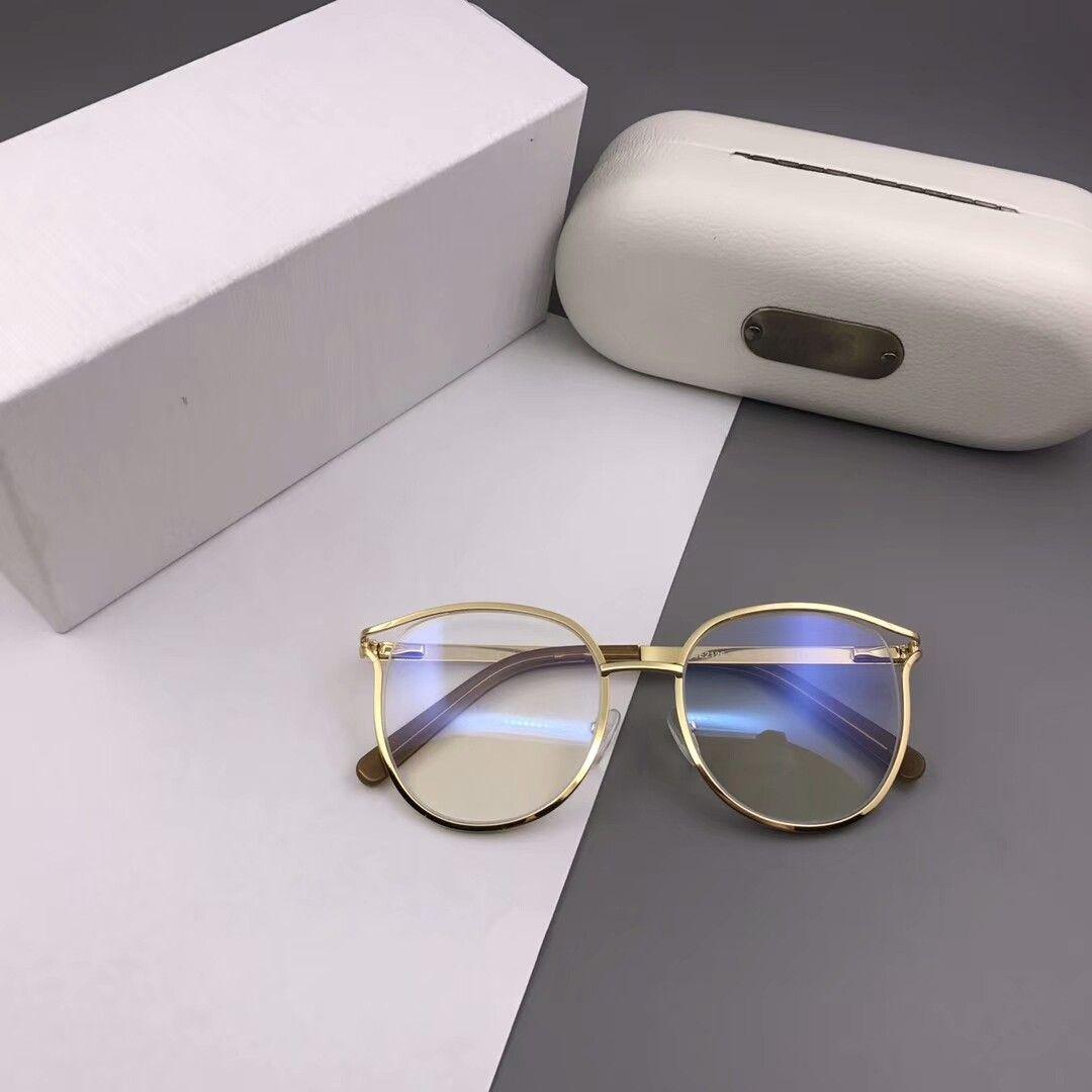 Новые очки рама 2126 очки оправы очков для мужчин Женщины Близорукость очки кадр прозрачные линзы с оригинальным случае