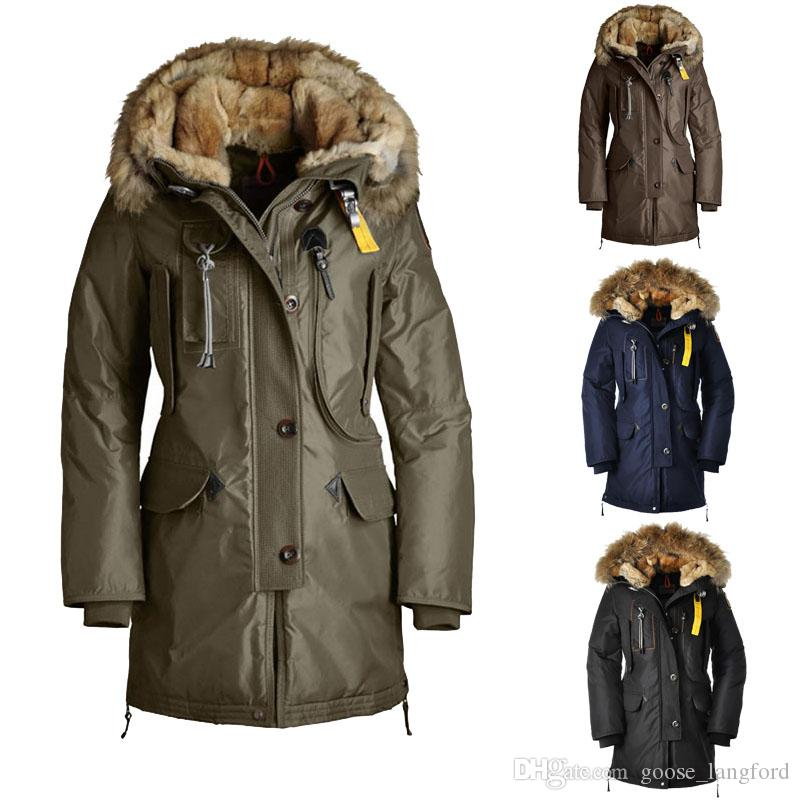 2018 Hot Sale Luxury Parajumpers Women'S Kodiak Down Jacket For Women Hoodies Fur Fashionable Winter Coats Warm Parka Dhl From Goose_langford, ...