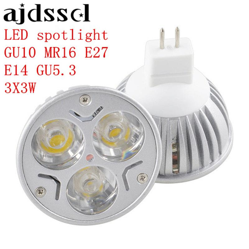 Großhandel Led Strahler Led Lampen High Power Lampe E27 Gu10 E14 ...