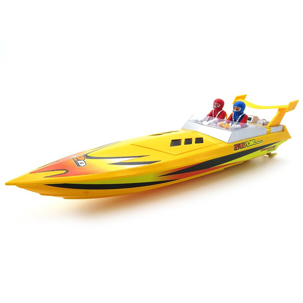Flytec Hq5011 Speedboat Infrared Remote Control Boat Nautical Model