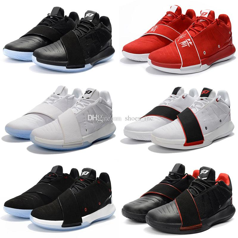 13dea77434d3 2019 2018 New Mens Basketball Shoes Chris Paul XI Men CP3 Sports Sneakers  EXW Price High Quality And Fast Ship Size 40 46 From Shoes inc