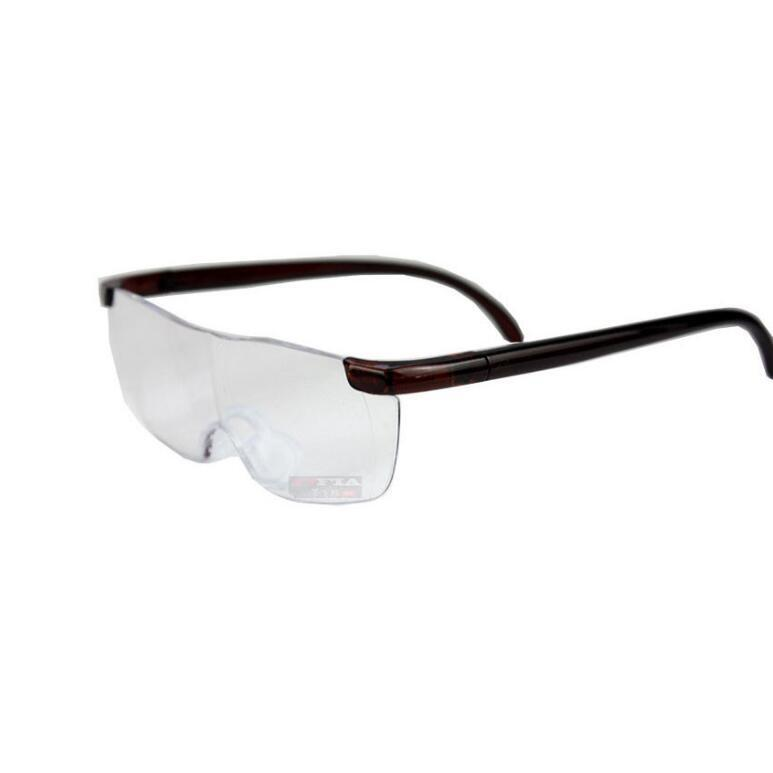 16 Times Magnifying Reading Glasses Presbyopic Glasses Eyewear Big