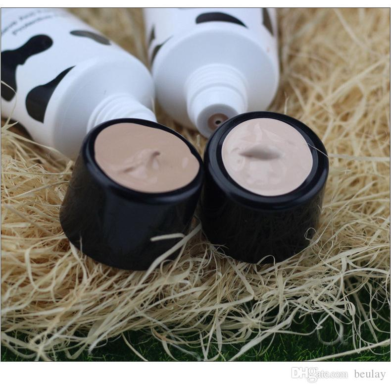 CANYA Milk Tender BB Cream Oil-control Foundation Cosmetic 50g Upgrade Moist Skin Health Pore Invisble Hydra Moisturizing