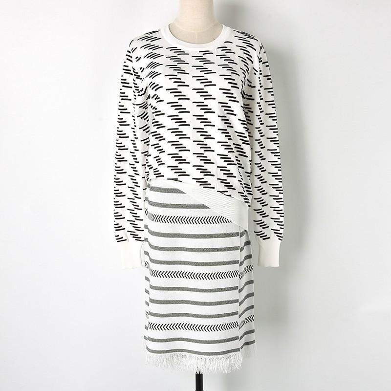 Compre Blanco Y Negro Hit Color Tridimensional Que Hace Punto La ...
