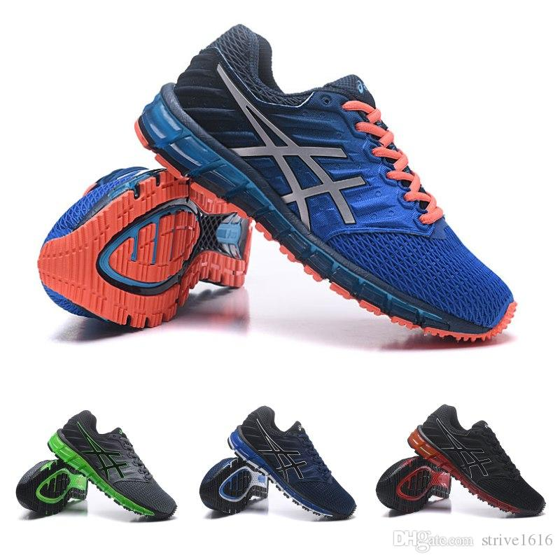 3900d303056f 2019 2018 New Top Asics Gel Quantum 360 II 2s Men Running Shoes High  Quality Cheap Training Walking Sport Discount Sneakers Size 7 11 From  Strive1616
