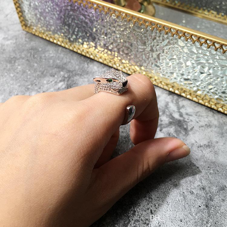 Высокое качество и уникальный стиль титановое стальное кольцо из 18-каратного золота открытое кольцо пара подарок для мужчин и женщин моды