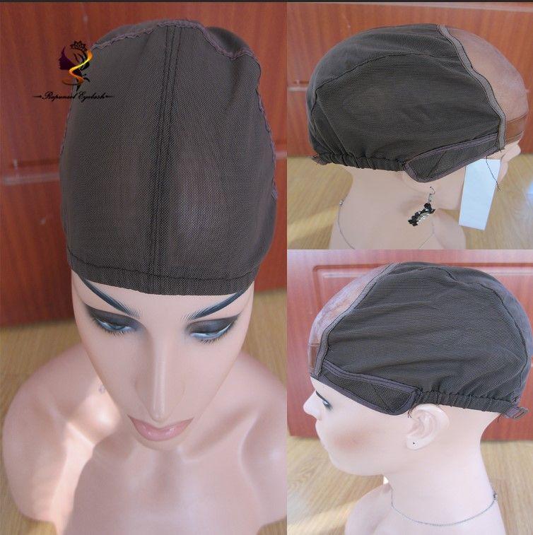 Qd Rapunzel Hair Weaving Cap For Wig Fashion Lace Wig Caps For