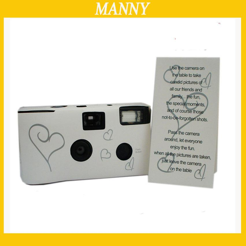 Disposable Camera 36 Photos For Wedding Decoration Hen Party Favors