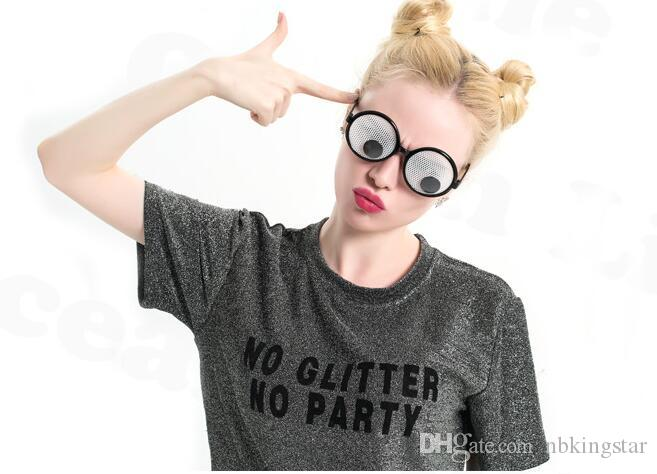 funny googly eyes goggles shaking eyes party glasses and toys for