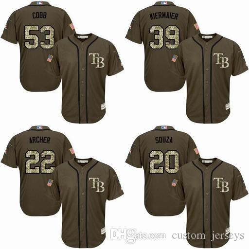 sports shoes bdb20 97f3d norway wade boggs tampa bay rays jersey f92d6 d571c