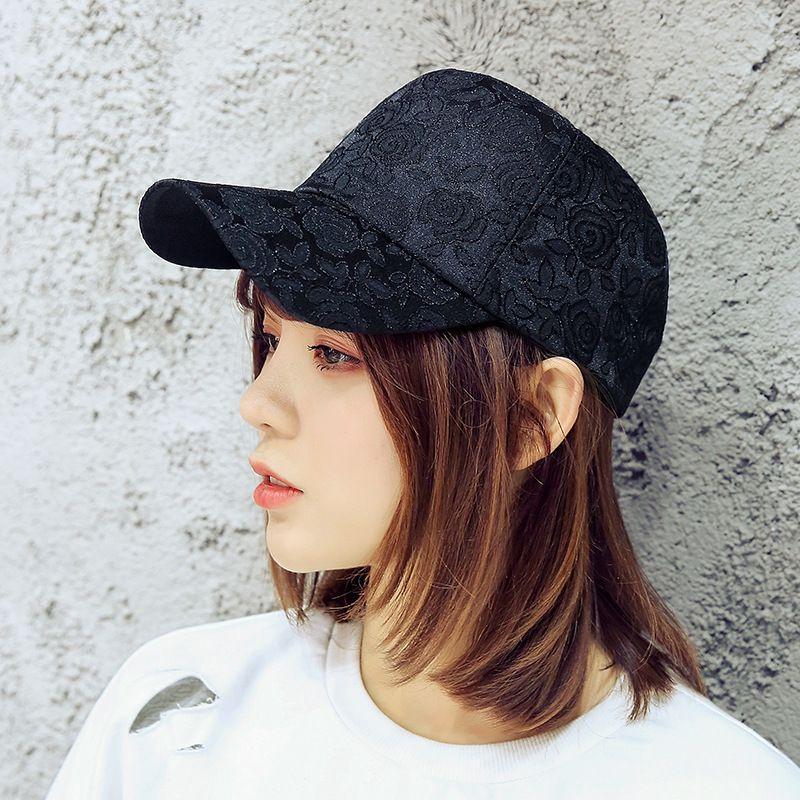 2018 Fashion Women S Baseball Caps Lace Sun Hats High Quality Embroidery  Adjustable Snapback Hat Hatland Brixton Hats From Xmjincan eae3666450