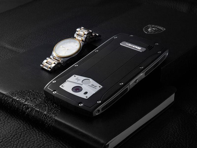 "Blackview BV7000 Pro Rugged Mobile Phone IP68 Waterproof 5.0"" FHD MT6750T Octa Core 4GB+64GB Fingerprint 4G LTE Smartphone"