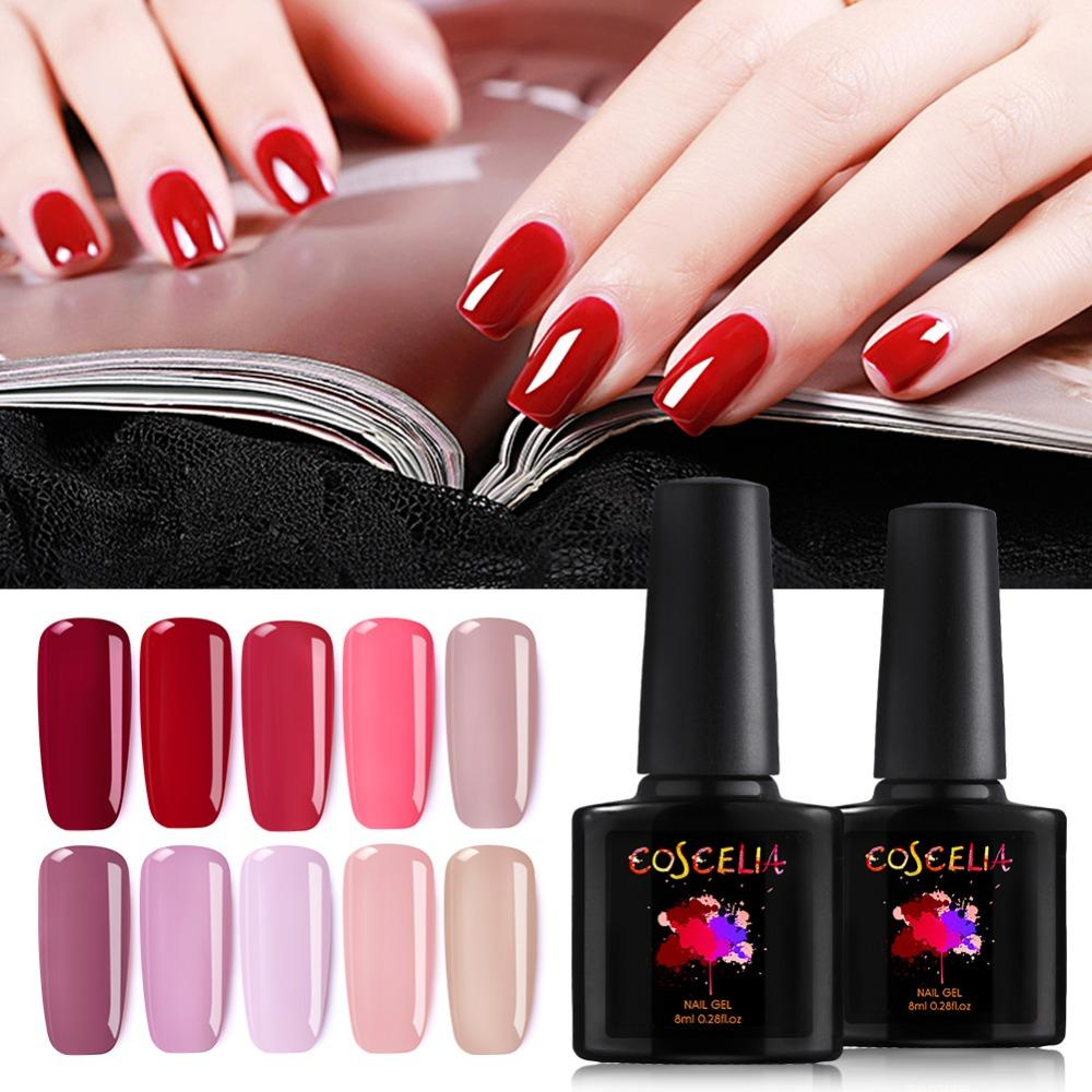 34ecfe26ddb 8ml UV Gel Nail Polish Set Manicure Soak Off UV Gel Lacquer Color Polish  All For Manicure Pedicure Nail Tools Gel Nail Varnish Uv Gel Nails From  Offbeige