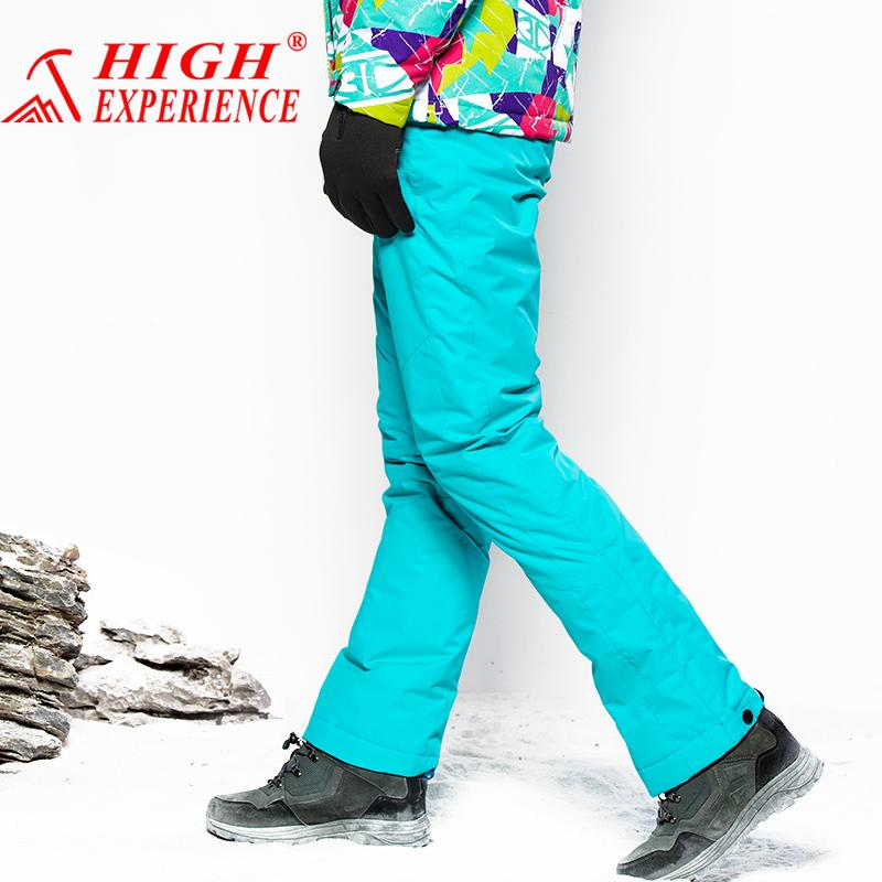 3536267056 2019 2018 NEW High Experience Winter Ski Pant Women Snow Pants Waterproof  Ski Trousers Women Winter Trousers Female Snow Pants From Pineappleg