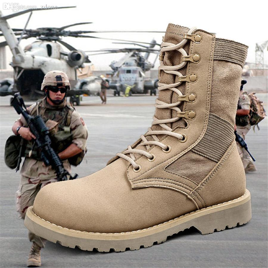 Hot Sale Military Boots Retro Combat Boots Winter England Style Fashionable  Men S Short Black Shoes Military Shoes Platform Boots Chelsea Boot From  Zdone b260f7d2c23f