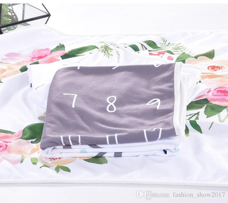 신생아 사진 소품 아기 담요 배경 담요 깔개 아기 담요 아기 사진 소품 사진 직물 부속품