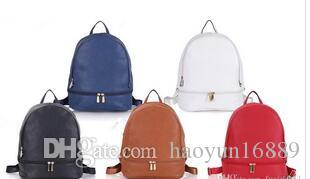 Hot Luxury Brand Women Bag School Bags Pu Leather Fashion Famous ... cecc23fd422d1