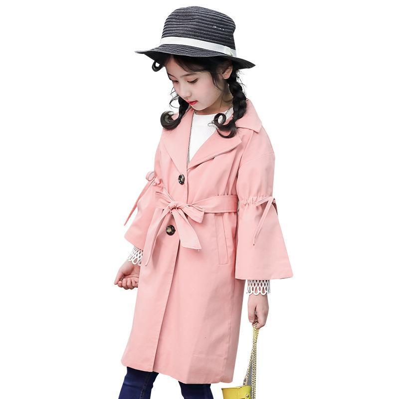 4187e4e49ccc Girl Coat Sale Girl Coat And Windbreaker Spring Autumn Children s ...