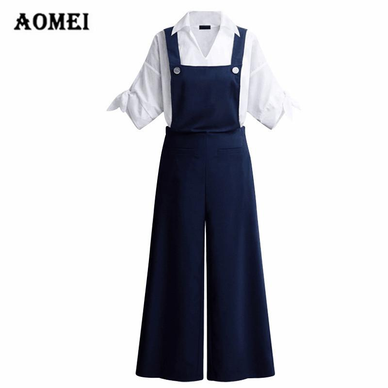 fc2b224eb88 2019 Women Romper Black Solid Junior Girls Office Ladies Jumpsuit Causal  Fashion Clothing Rompers Bodysuits Overall Plus Size 3XL From Volontiers