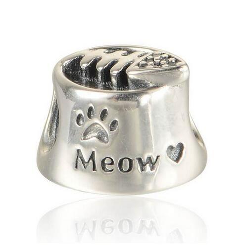 meow charms pandora
