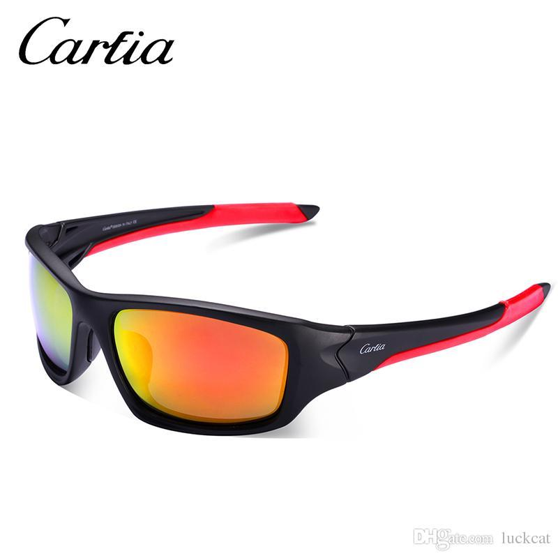 04e76310395 Hot Quality Google Sunglasses For Men Carfia 051 UV400 Sport Glasses ...