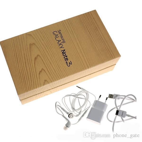 الأصلي تجديد سامسونج غالاكسي Note3 ملاحظة 3 N9005 N900A 5.7INCH 3G RAM 16G / 32G ROM الروبوت رباعية النواة 13MP كاميرا الهاتف المحمول مقفلة