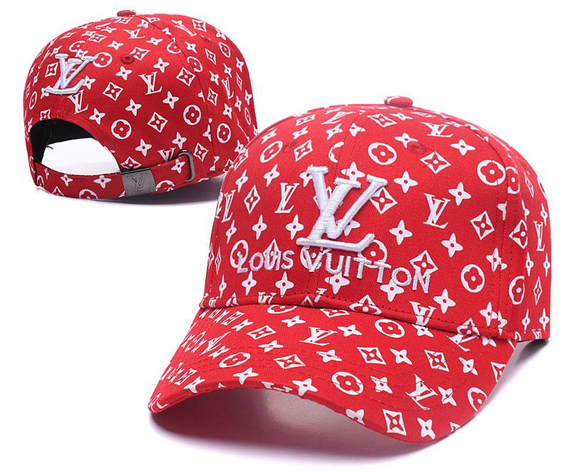 e34098bba550c 2019 Hot Monogram Luxury Cap Top Quality Mesh Back Visors Cap Adjustable  Sport Curved Hat Fashion Leisure Baseball Caps Casual Dad Hat Couple Cap  From ...